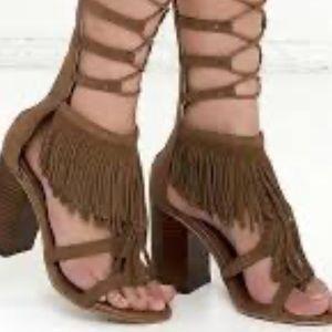 Mia gladiator sandal